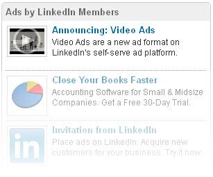 LinkedIn integra nuevo servicio de publicidad en video a nivel mundial