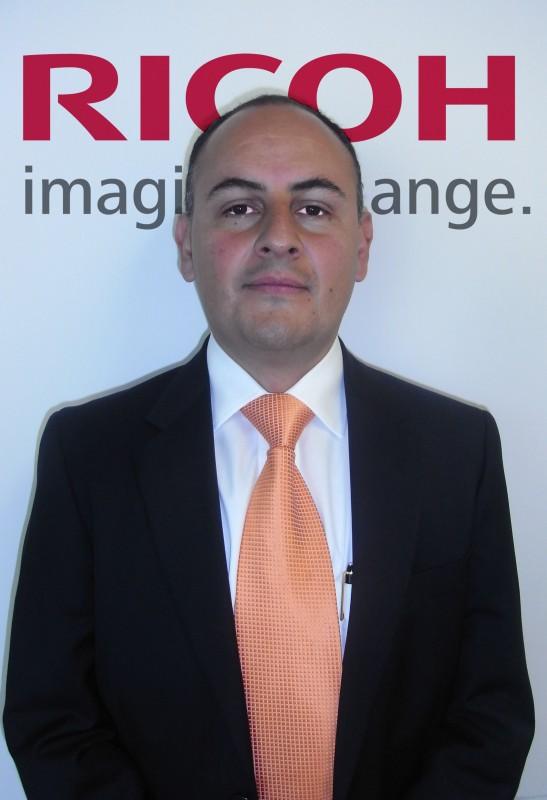 Raúl Vega, Manager de Ricoh Consulting Services