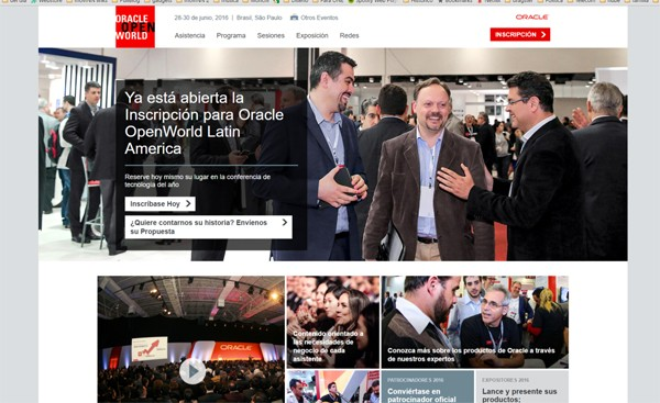 oracle open world 2016