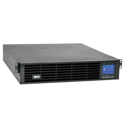 Tripp Lite - UPS SUINT3000LCD2U-FRONT-L