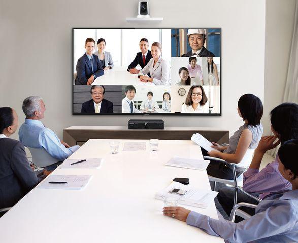 Videoconferencia-Panasonic