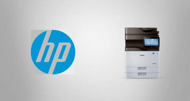HP completa adquisición del negocio de impresoras de Samsung Electronics
