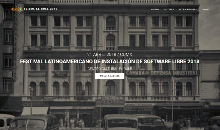 FLISOL – Latinoamérica celebra al Software Libre, México es parte del evento