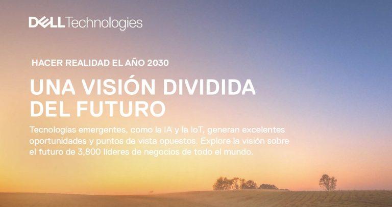 Una nueva investigación de Dell Technologies revela una visión dividida del futuro