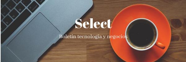 Select lanza nuevo sitio para impulsar transformación digital en Latinoamérica