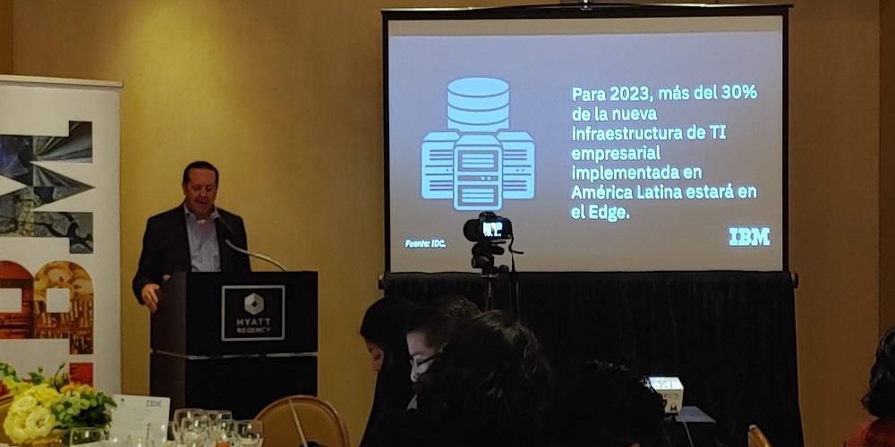 Eduardo Gutiérrez, Presidente y Director General de
