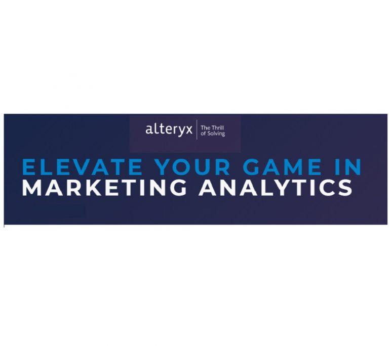 Alteryx se asocia con Adobe para mejorar los conocimientos de Marketing